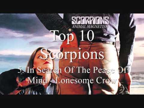 Scorpions Top 10