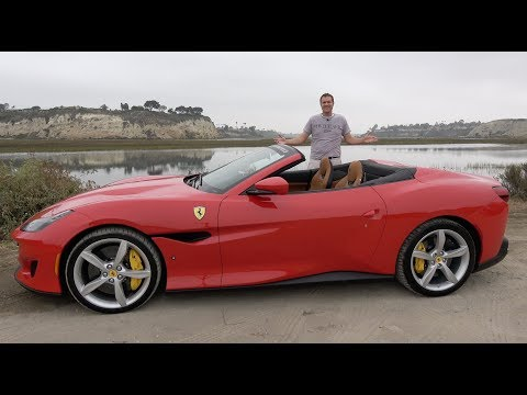 Here's Why the Ferrari Portofino Is Worth $250,000