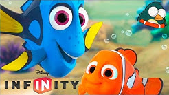 FINDET DORIE NEMO Deutsch Zeichentrick Fisch Kinderspiele und Kindervideos - Disney Infinity 3.0