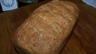 Sour Dough, Oatmeal Bread 3/4 Chef John The Ghetto Gourmet Show Ii