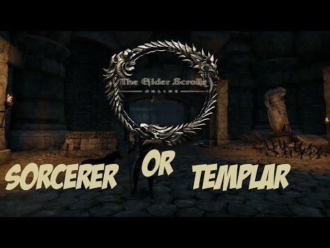 """""""Templar or Sorcerer?"""" - Part 11 - The Elder Scrolls Online Tamriel Unlimited"""