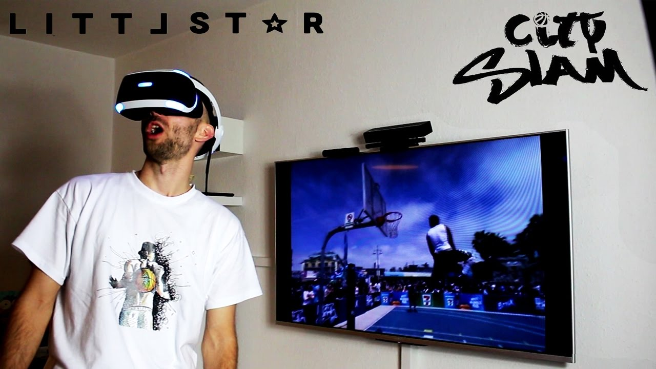 City Slam 360° VR