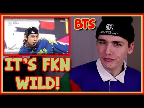 BTS (방탄소년단) - Anpanman @ BTS COMEBACK SHOW REACTION [THESE OUTFITS]