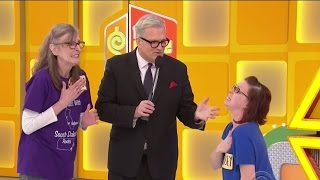 Download The Price Is Right - Deaf Contestant Plays One Away (May 30, 2016) Mp3