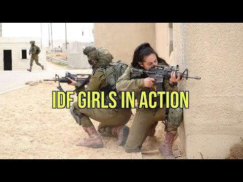Soldier Girls in Action, Woman's of the IDF