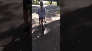 Уроки велосипеда