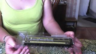 Unboxing - Hornby Pullman Observation Car