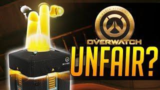 Overwatch - Was the Anniversary Event UNFAIR?