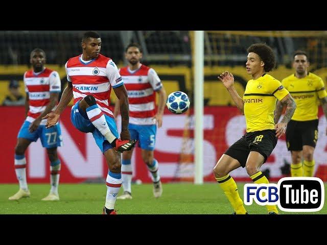 2018-2019 - Champions League - 05. Groep A Match 5 - Borussia Dortmund - Club Brugge 0-0