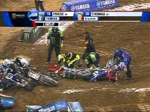 2011 Houston Monster Energy AMA Supercross Championship (Round 6 of 17)