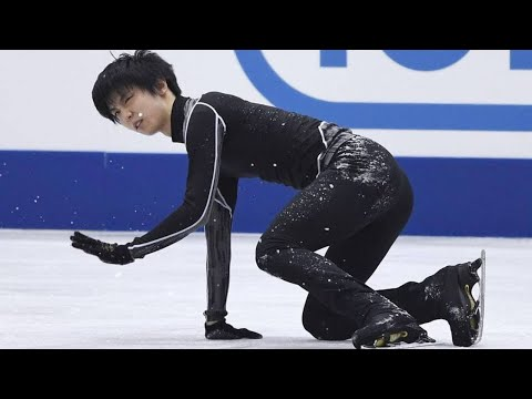 Yuzuru Hanyu sustains right ankle injury in practice