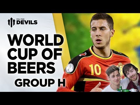 World Cup Of Beers | Group H - Belgium, Russia, Algeria, South Korea.