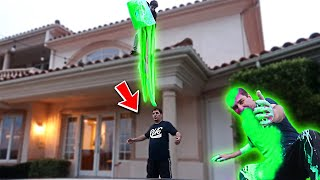 Download DUMPING 100 POUNDS OF SLIME ON MY DAD PRANK! (HE WAS PISSED) Mp3 and Videos