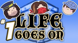 Life Goes On: Good Knight - PART 1 - Steam Train