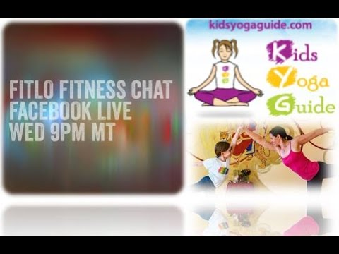 FitLo Fitness Chat with Kids Yoga Guide Founder & Chief Play Officer, Casey Feicht