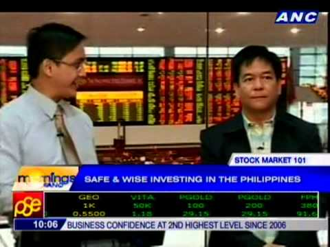 STOCK MARKET 101: Safe and wise investing in PH