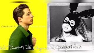We Don't Talk Anymore X Greedy | Ariana Grande & Charlie Puth Mashup!