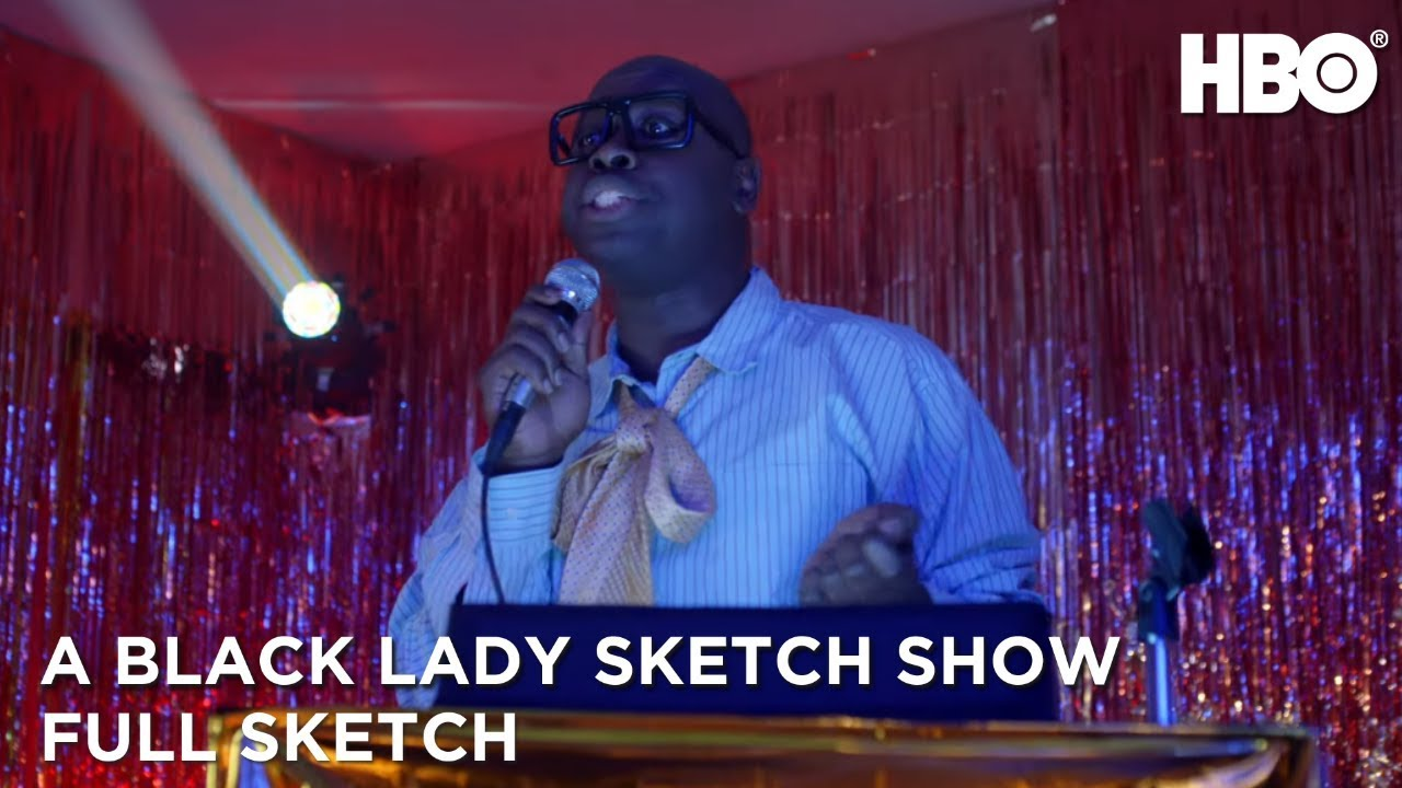 A Black Lady Sketch Show | The Basic Ball (Full Sketch