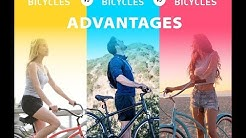 Cruiser vs. Hybrid vs. Comfort Bicycles: Advantages of Each