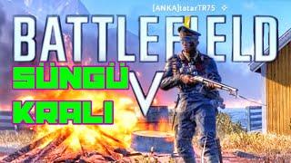 Süngü ile birinci olmak Bayonet Battlefield 5 Firestorm Battleroyale Ps4 Türkçe