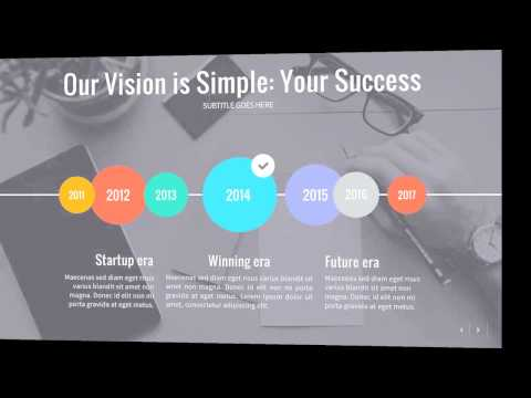 Copy of modern powerpoint template - YouTube