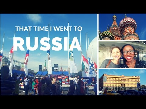 Travel Vlog | That time I went to Russia!
