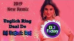 Unglich Ring Daal De Remix || DJ Rajesh Raj 2019 || Jyotica Tangri || Bollywood Remix 2019