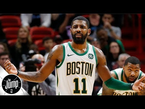Kyrie Irving\'s criticism of teammates is justified - Paul Pierce | The Jump