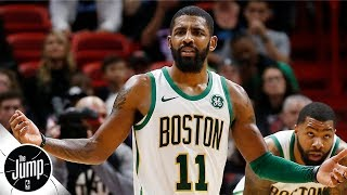 Kyrie Irving's criticism of teammates is justified - Paul Pierce | The Jump