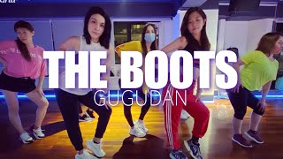 gugudan(구구단) - 'The Boots' / Bryan Taguilid Choreography / S…