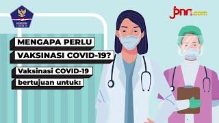 Penting, Ini Alasan Vaksinasi Covid-19 Harus Dilakukan - JPNN.com