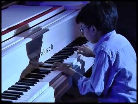 Sonrisa (Herbie Hancock) - Joey Alexander Sila | Master-Jam 2013 @ LIVE | Day 4 - Gala Concert