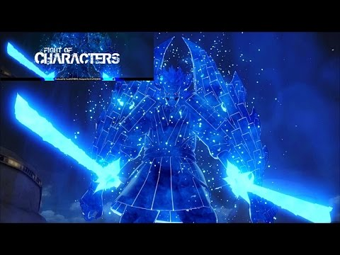 FOC Fight of Character 9.4 Madara
