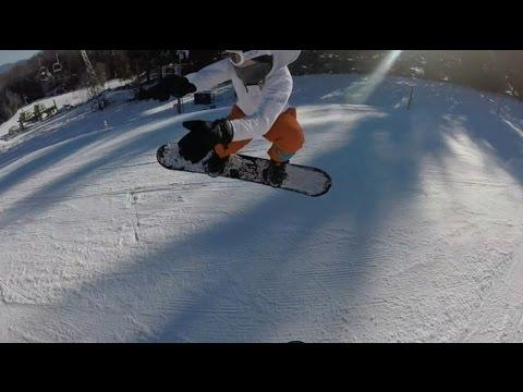 GoPro: Beech Mountain Snowboarding