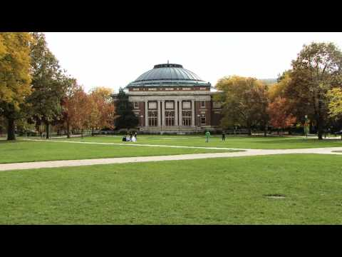 Illinois State Song with University of Illinois Scenes