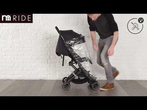 Обзор коляски Mothercare Ride