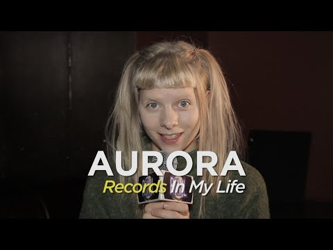 Aurora - Records In My Life (2019 Interview)