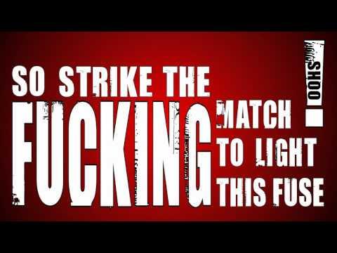 Green Day - Letterbomb Lyrics [Kinetic Typography]