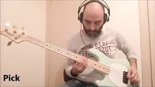 Sterlin by Music Man Sting Ray 4 MG - Sound Test