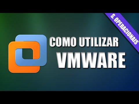 Sistemas Operacionais – Utilizando O VMware (Máquinas Virtuais)