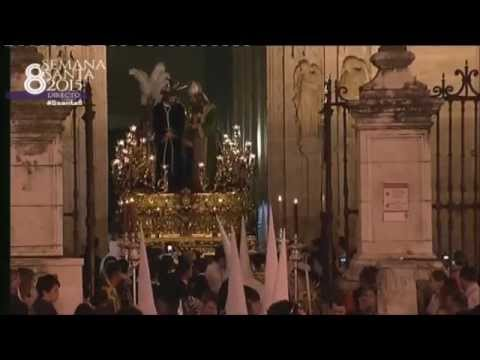 Misterio de San Gonzalo. Salida Catedral 2015. Semana Santa de Sevilla