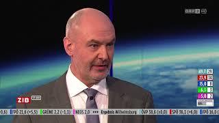Vorsitzende der Bundesparteien LTW NÖ 2018 | ORF2