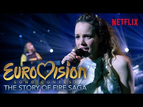 Husavik - My Home Town (Official Video)   Eurovision Song Contest: The Story of Fire Saga