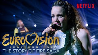 Husavik - My Home Town (Official Video) | Eurovision Song Contest: The Story of Fire Saga