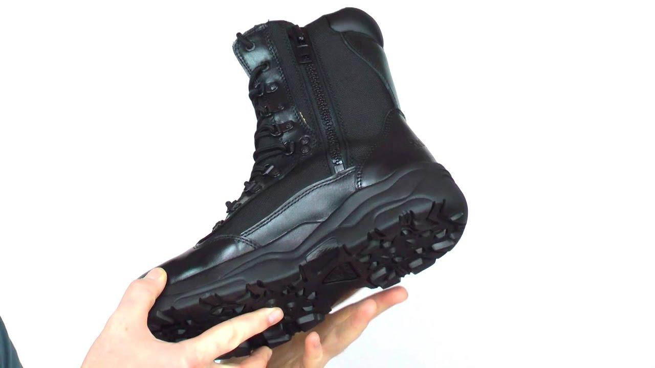 8287de6805d Rocky Fort Hood Zipper Waterproof Duty Boot Style - FQ0002149