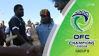 NORD PROVINCE   KONE   WELCOMES OFC CHAMPIONS LEAGUE 2017