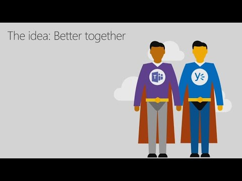 Microsoft Teams and Yammer: Velocity meets community | BRK2147