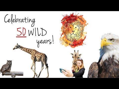 African Lion Safari- Cambridge,Ontario,Canada 2019 Part - 1