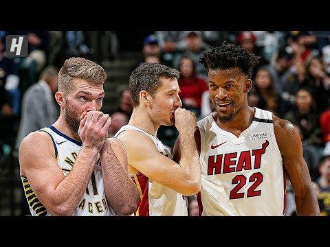 Miami Heat Vs Indiana Pacers - Full Game Highlights | January 8, 2020 | 2019-20 NBA Season