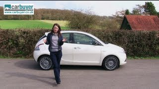 Chrysler Ypsilon hatchback review - CarBuyer